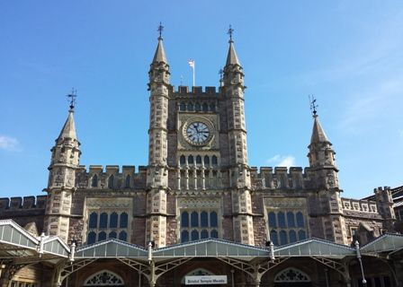 Temple Meads Station