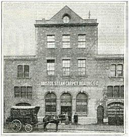 Historical Park Row